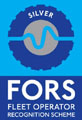 Fleet Operator Recognition Scheme (FORS) bronze accreditation